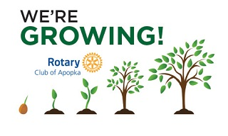 Rotary Growing - Become a Member